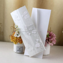 Contemporary branded china manufacturer wedding card