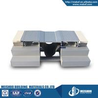 Anti-slip aluminum plate design interior marble floor expansion joint filler material