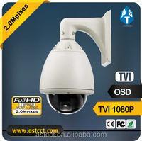 1080P HD TVI 27X optical zoom/pan/tilt PTZ Camera Sony CMOS Outdoor Camera 2.0MP TVI High Speed Dome Camera support Ip66