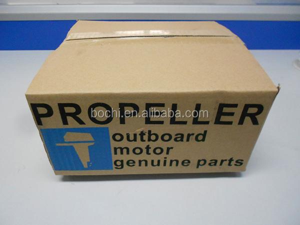Aluminum Underwater Outboard Motor 3 Blade Propeller