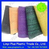 food grade fruit mesh bag hdpe plastic mesh