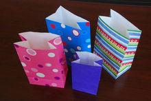 Christmas gift square paper bag