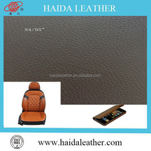 pvc artificial synthetic soft leather pu/pvc leather for sofa pvc synthetic leather for car interior