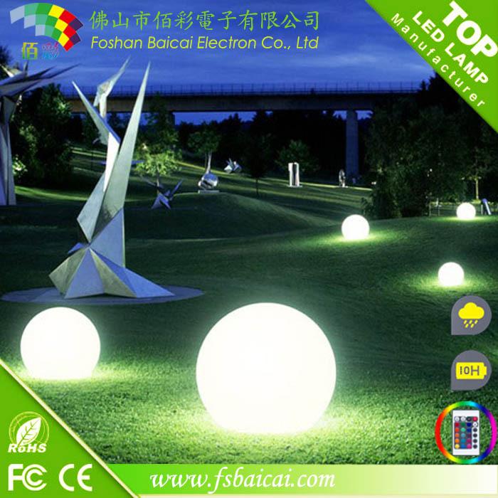 주도 공 조명 야외/ LED 둥근 야외 조명/ 태양 볼 빛이 야외 주도 ...