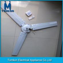 "48"" DC ceiling fan/12v BLDC brusheless ceiling fan"