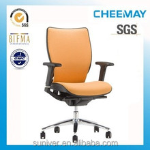Expensive performance task chair with many functions combines