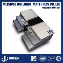 Floor rubber concrete joint sealant with aluminum base