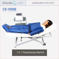 3 in 1 EMS+infrared+pressotherapy body slim machine