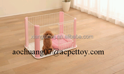 directly sale resin pet fence / resin dog fence / large pet fence
