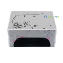 2015 Best price soak off 30w high power uv led gel nail polish dryer