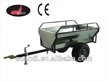 4W-A02C Cargo Trailer