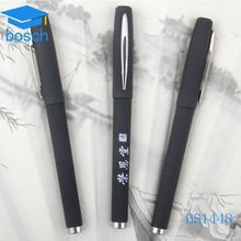 Office portable gel pen luxury gel pen