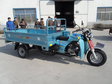 Fulu Brand Cargo container three wheel motorcycle 200 or 250cc