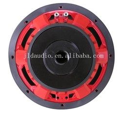 12 inch best car powered subwoofer made in China