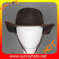 100% china de algodón sombrero de vaquero sombrero panama