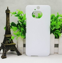 Custom design 3D blank sublimation mobile phone case for HTC one M9 plus cover