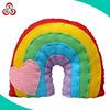 custom rainbow back cushion childs seat cushion wholesale