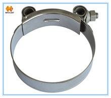 nuevo diseño de alta resistencia de la tubería de la abrazadera para ventas al por mayor