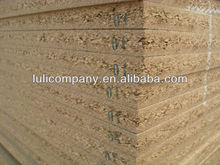 Carb/CE/fsc grade melamine faced chipboard for furniture and decoration usage