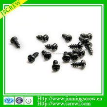 dongguan Non standard industrial and electronic bolts electronic black and mild anchor bolt