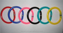 Bendable bracelet shaped ballpoint pen & promotional pen& flexible ball pen CH-6101A