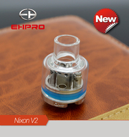 EHpro glass atomizer mini original nixon v2 vapor with attractive price