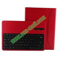 Detachable Bluetooth Keyboard with Leather Case for Samsung Galaxy Note Pro 12.2 P900