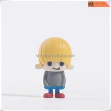 custom soft PVC cartoon little plastic figures,custom PVC promotion characters little plastic figures factory
