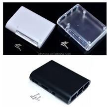 Raspberry Pi Model B Plus & Raspberry Pi 2 Black Case Cover Shell Enclosure Box ABS box 2015 promotion!!!