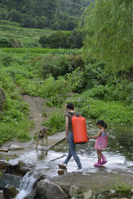 Supply Factory Direct Sale Multi-functional Outdoor Beach Waterproof Dry Bag