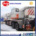 Caminhão guindaste QY50 Zoomlion 50 t caminhão guindaste Zoomlion guindaste móvel 50 ton