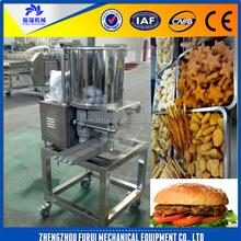 beef machine steak meat/meat steak machine/shrimp burger patty making machine