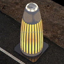 Competitive Price Solar Traffic Cone Light / Solar Warning Light / Led Solar Traffic Cone Light