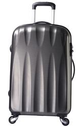 2015 Fashion design PC trolley luggage