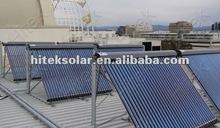 2012 Hot Sale Aluminium Heat Pipe Solar Collector