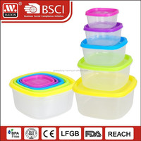 vented plastic food container