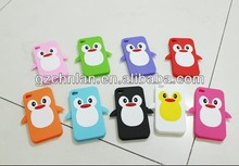 3D animal shaped phone cases for iphone 4/4s