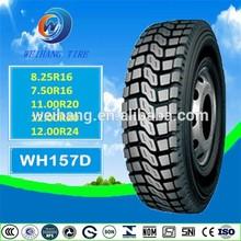 Mejor marca china camión llanta / neumático 6.50 R16