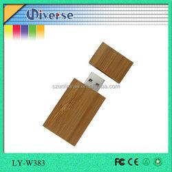 2015 top sell bulk wood usb flash drive 256gb usb 2.0 flash drive