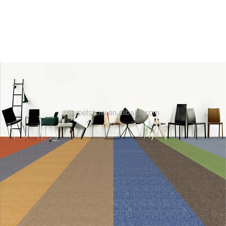 How to Install Carpet Squares