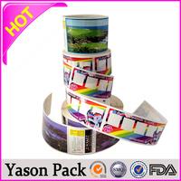 Yason tablet skin sticker food safe stickers custom sticker printing