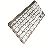 2014 New Metal Aluminum Wireless Bluetooth Keyboard for Apple Air 5
