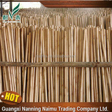 High quality floor cleaning varnished wooden squeegee stick