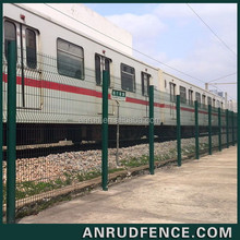 Powder Coated Soccer Stainless Steel Wire Mesh Fence Panel