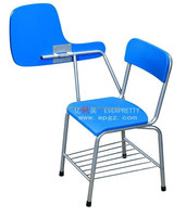Student Use Conference Chair with Writing Tablet