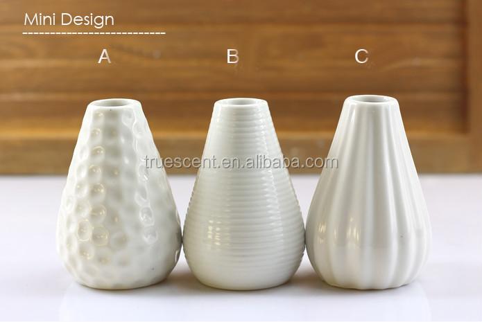 Mini Ceramic Vase Ceramic Reed Diffuser Bottle Diffuser Accssory Ts