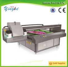 phone case/metal/glass/ceramic/wood/pvc/arylic uv flatbed inkjet printer price