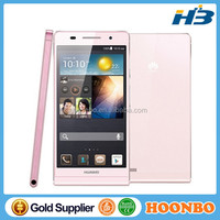 Best HUAWEI P6 4.7 inch Android 4.2 1.5 GHz quad core WIFI GPS 3G WCDMA smart phone
