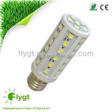 E27 DC 12V 24V SMD 8W E27 led corn bulb