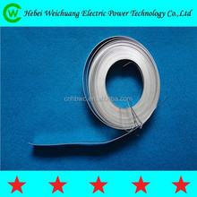 Electric cable stainless steel banding for cable making equipment